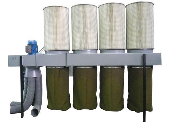 Пылеулавливающий агрегат УВП-5000 и УВП-7000